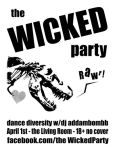 The Wicked Party - Poconos edition by AddamRaeWolff