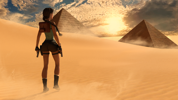Classic Raider 126 by tombraider4ever