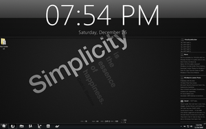 Simplicity Version 1.5 Win7 by bhast2