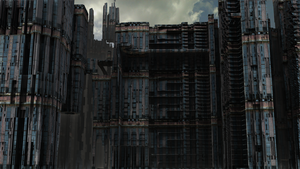 Dead Cities by GrahamSym