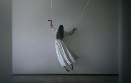 The Pendulum Swing Of My Dogged Mind by KerenStanley