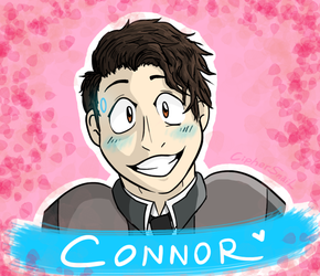 Good Boi Connor by CipherSnail