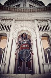 Ezio's final chapter by Forcebewitya