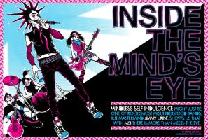 Mindless Self Indulgence by SteveChanks