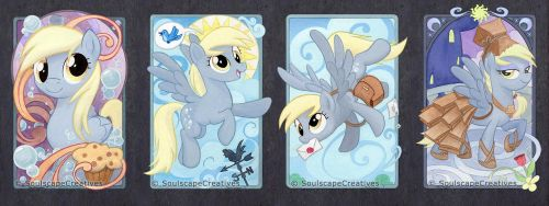 Derpy Hooves by SoulscapeCreatives