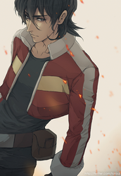 Keith by tatouji