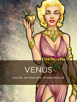 The Danly Series: Venus by tremary by tremary