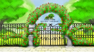 Restauration  Anthony's Rose Gate by Keila-Nt
