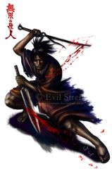 Manji - Blade of the Immortal by Evil-Siren