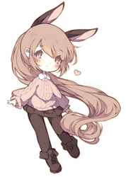 Maple Bunny by LittleBlueMuffin