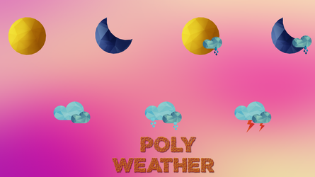 Poly Weather by AsadKhan6