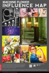Machine Flower Influence Map by panatheist