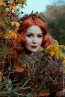 Miss Autumn by MADmoiselleMeli