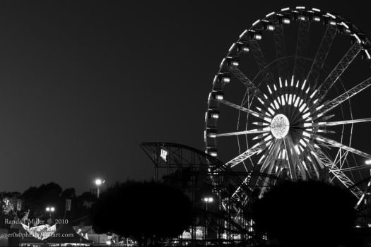 A Night at the Fair by Zer0s0phT