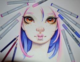 Dessa - The Wild One by Lighane