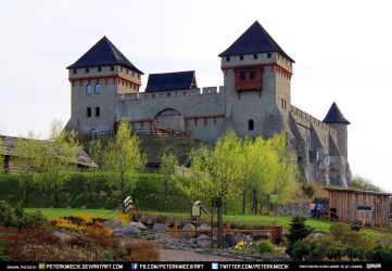 Free Stock Castle Armory Medieval Stronghold Rocks by PeterKmiecik
