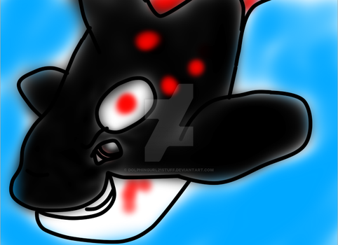 Markiwhale by Dolphingurl21stuff
