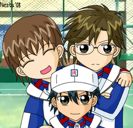 The best of Seigaku players by tailchan