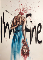 Im fine by Psyca-art