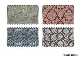 Damask Pack Pattern 6 by Kihaad