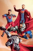 Supermen ver1 by jazzcarmona