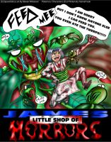 Pokemon Little shop of Horrors by spaceodd