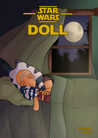 Doll - Comics Cover by Chyche