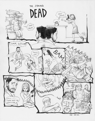 THE JOKING DEAD: Doug or Carley? by mivion