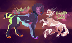 .:Ren and Keb Auction!!:. closed by Hauket