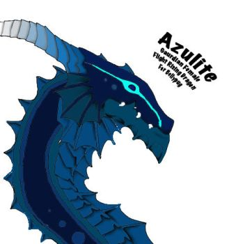 Azulite by Major-Ren