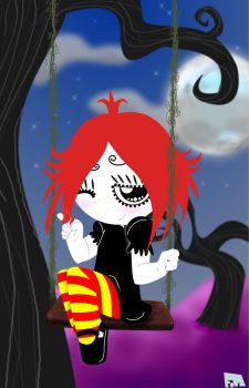 Ruby on swing_Playtoon entry 3 by TheFreakyPanda