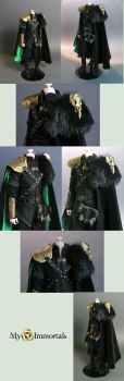 My Immortals Old World Loki Outfit -1/4 scale by my-immortals