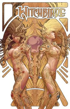 witchblade 129 cover b by johntylerchristopher