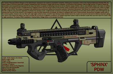 Sphinx PDW (Request) by MOAB23