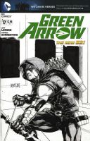 GREEN ARROW by grandizer05