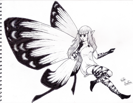 Airy - Bravely Default by Victor-Sama