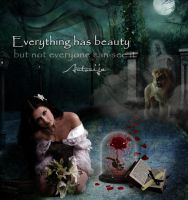 Beauty and the beast by EditQeens
