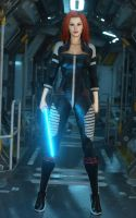 Mara Jade 02 by LethalCandy