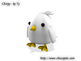 Chirpy by Tianyang