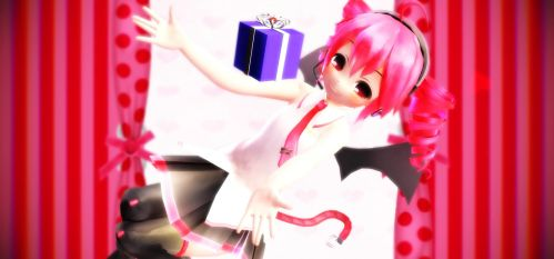 [MMD] - OG - Thank You~ by MMDTeto13