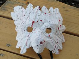Splicer Mask by kayleigh29