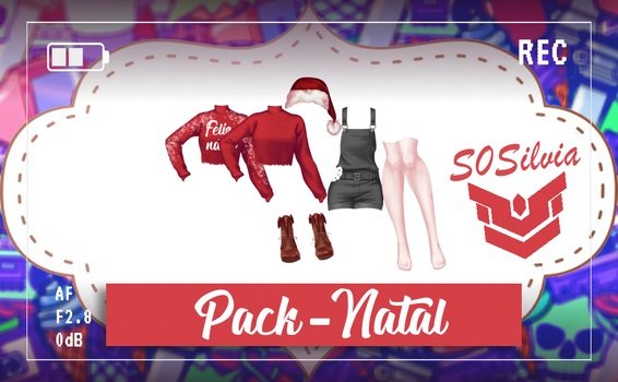 Amor doce UL - Pack -Natal by S0Silvia