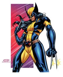 Wolverine X23 by ScottCohn