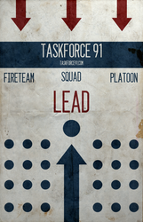 Taskforce 91: LEAD! by BTedge116