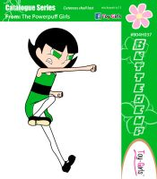 Toy Girls - Catalogue Series 37: Buttercup by mickeyelric11