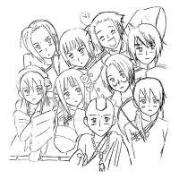 APH - Asian Invasion_QS by FrauV8