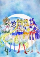 Sailor Group by ladymadge