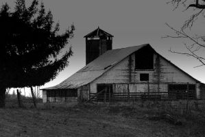 A disquieting land... by thewolfcreek