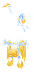 Fakemon: On the first day, light was created by That-One-Leo