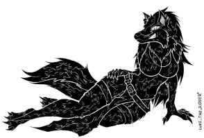 Draw Me Like One Of Your French Wolves by LukeTheRipper